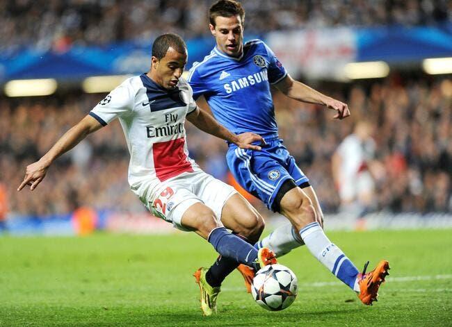 Le PSG voulait Azpilicueta, Chelsea a refusé