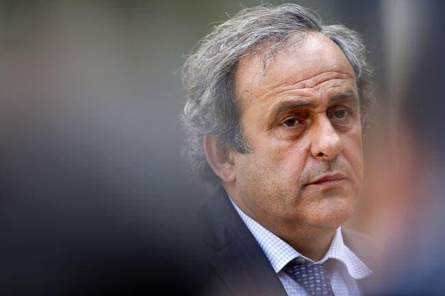 Platini touché par la mort de Muffat, Arthaud et Vastine