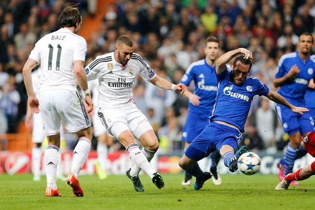 Real Madrid – Schalke 04 3-4