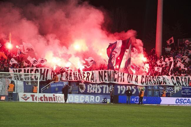 Bastia se défend et accuse Canal+