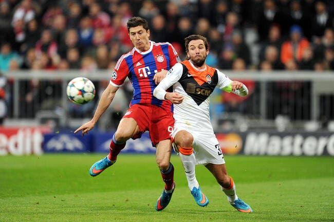 Bayern Munich - Shakhtar Donetsk : 7-0