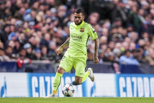 Dani Alves au PSG, ce serait déjà signé !