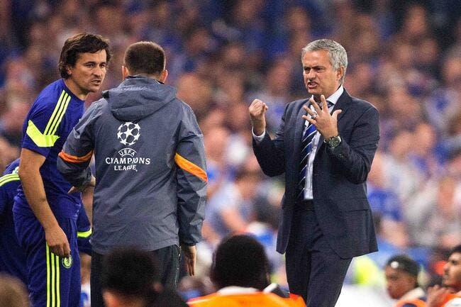 Mourinho exige un arbitre musclé contre le PSG