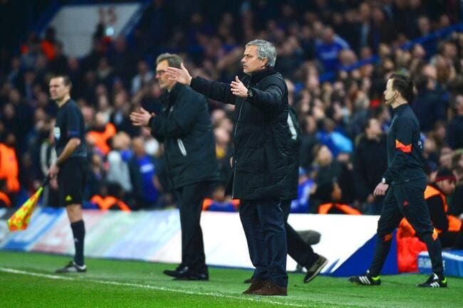 Mourinho : «Le PSG était meilleur, tout simplement»