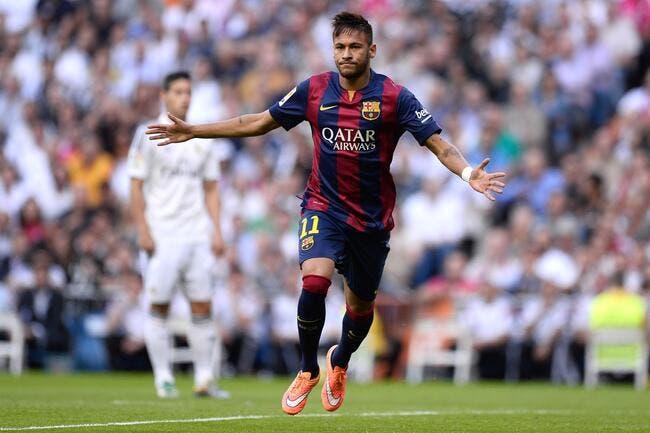 Neymar lance le clasico en taclant la bande à Cristiano Ronaldo !