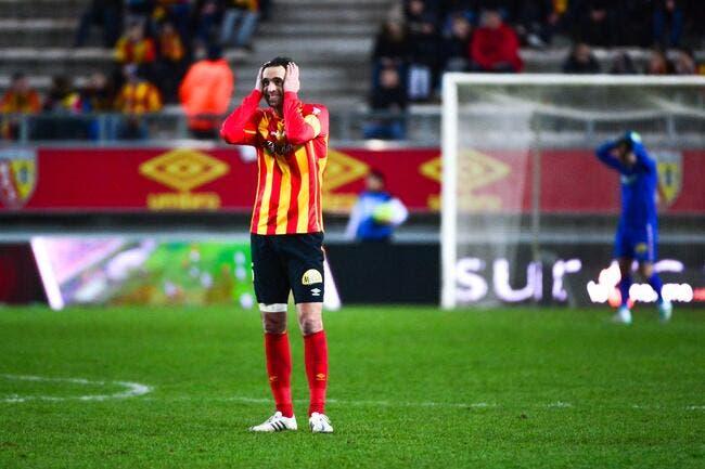 Lens s'accorde une dernière chance avant la Ligue 2