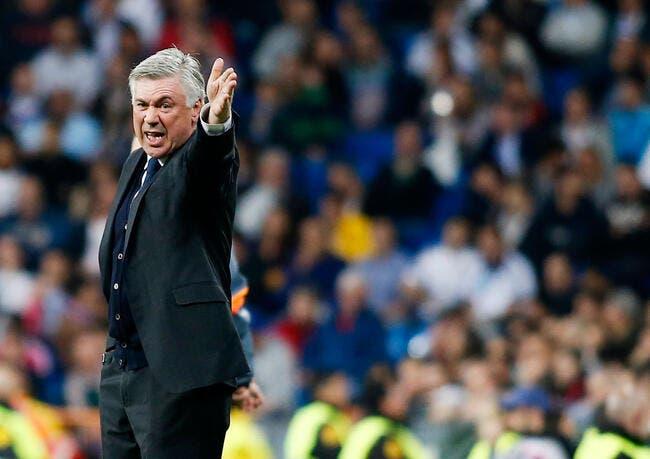 Ancelotti viré du Real dans 10 jours ?