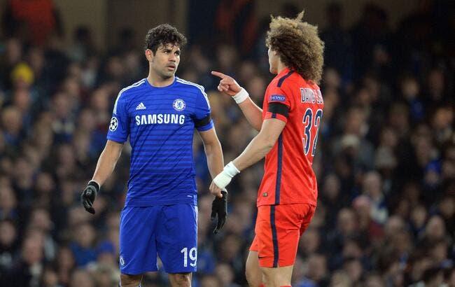 Cabaye craque et insulte Diego Costa à la fin de Chelsea-PSG