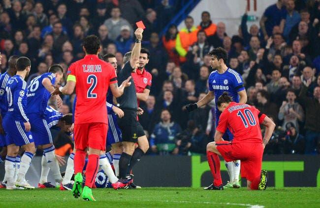 Il n'y avait pas rouge pour Ibra assure Mourinho