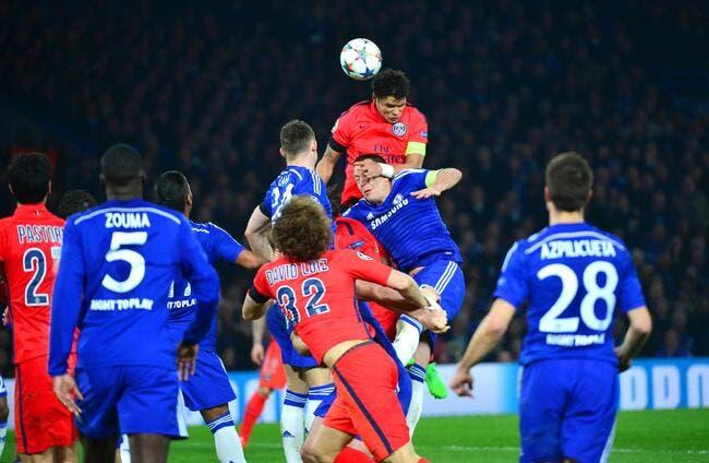 L'Angleterre affiche Terry pour son marquage sur Thiago Silva