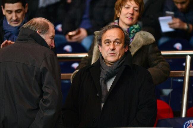 Platini voit très grand pour le PSG