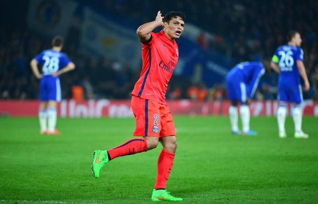 Prends-ça Mourinho, le cri du cœur de Thiago Silva