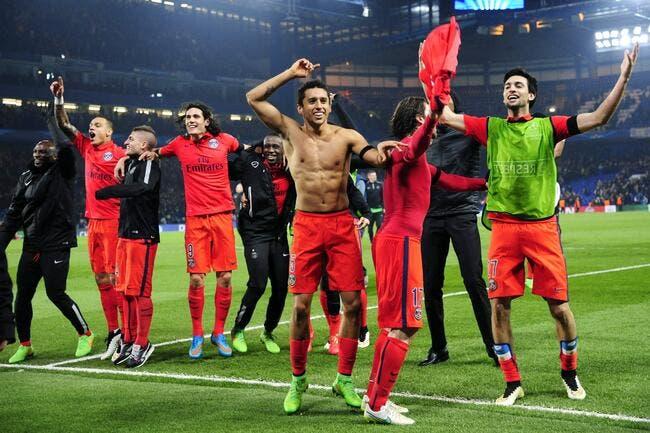 Un joueur parisien déçu après Chelsea-PSG