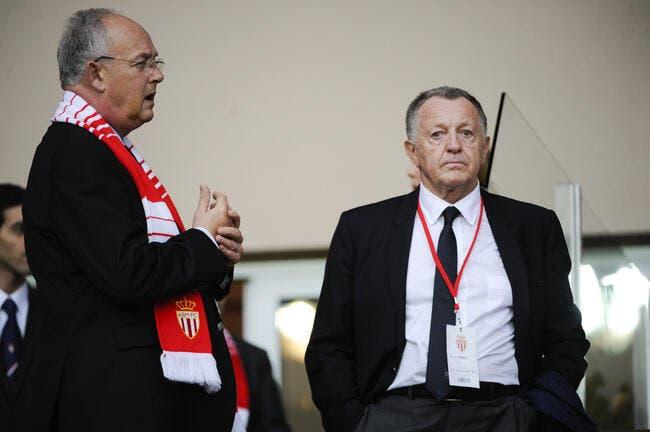 Monaco et Bordeaux, les deux chouchous d'Aulas cette semaine