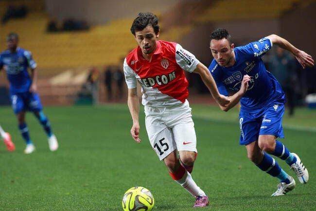 Monaco se fait plaisir face à Bastia