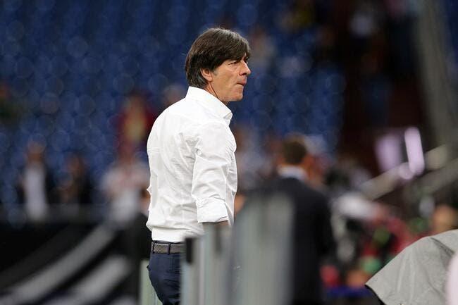 Officiel : L'Allemagne blinde l'avenir avec Löw