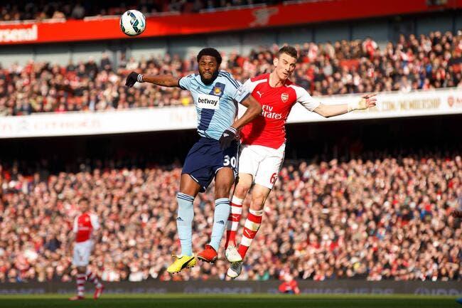 Arsenal - West Ham : 3-0