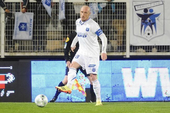 Auxerre - Sochaux : 1-0