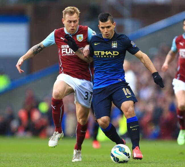 Burnley - Man City : 1-0
