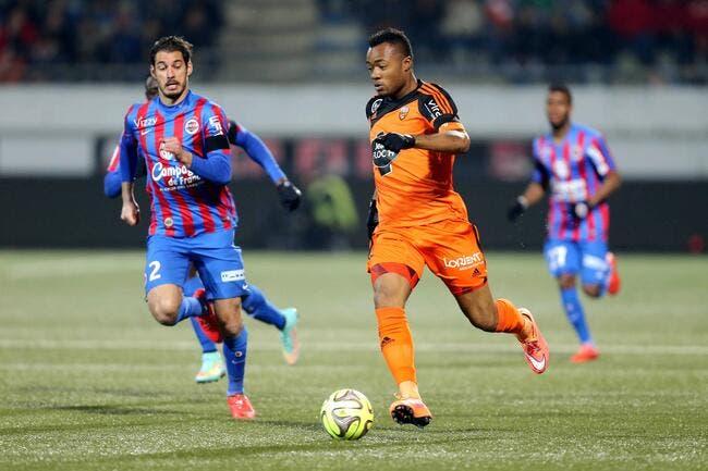 Lorient a souffert mais apprécie quand même