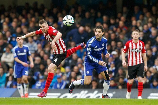 Chelsea - Southampton : 1-1