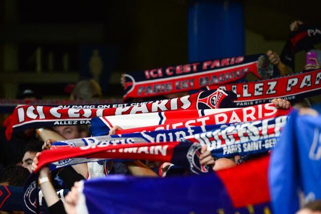 Des supporters du PSG font planer une menace