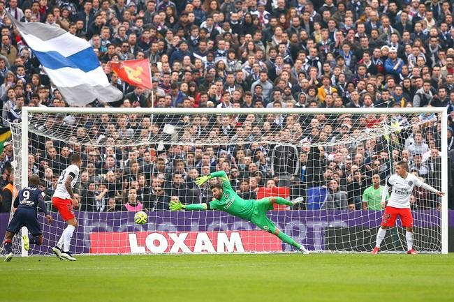 Le PSG déchante à Bordeaux