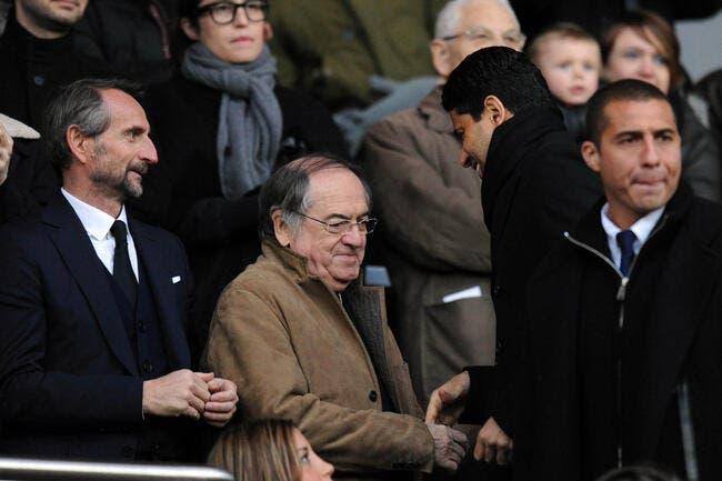 Le PSG doit se taire et jouer prévient Le Graët