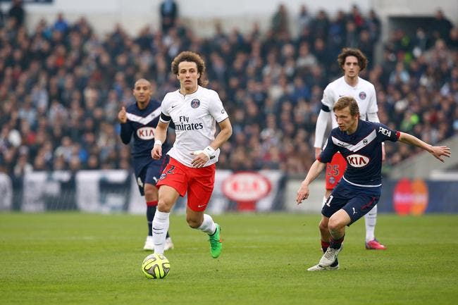 Le PSG, une gueule de bois à Bordeaux