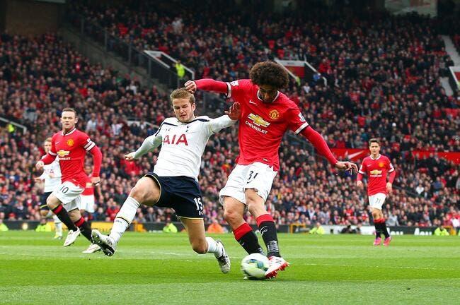 Man Utd - Tottenham : 3-0