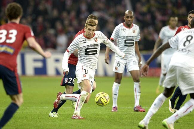 Rennes pense avoir bien joué malgré le 3-0