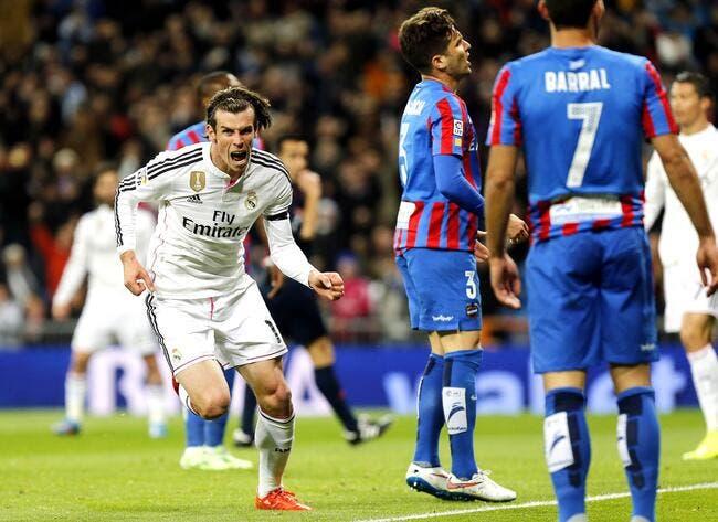Vidéo : La « joie » de Cristiano Ronaldo quand Bale marque…