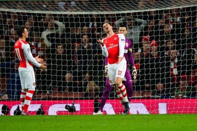 Monaco-Arsenal, Giroud prépare sa revanche