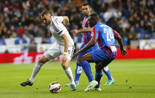 Vidéo : Benzema a failli marquer le but de l'année