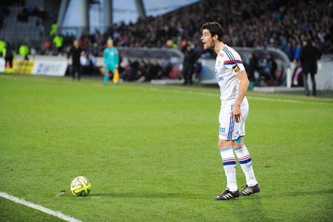 Yoann Gourcuff de retour à Rennes pour oublier l'OL ?