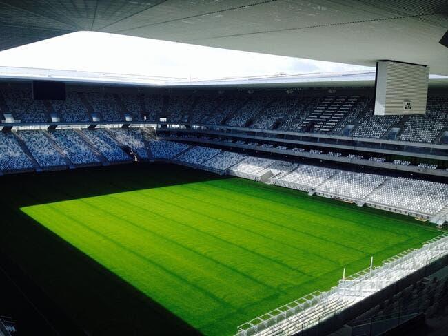 Bordeaux gonfle – un peu – les prix pour son nouveau stade