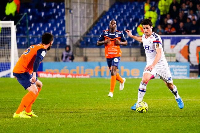 Gourcuff est apte pour Lyon-Nice selon l'OL