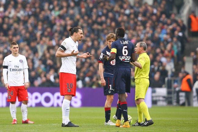 Ibrahimovic jouera bien OM-PSG, PSG-ASSE et la finale !