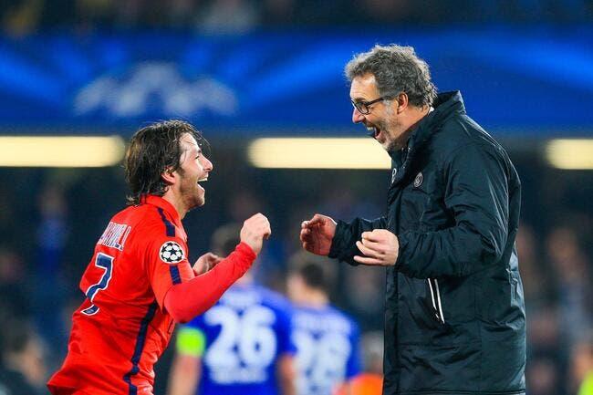 Laurent Blanc sera bien l'entraîneur du PSG en 2016