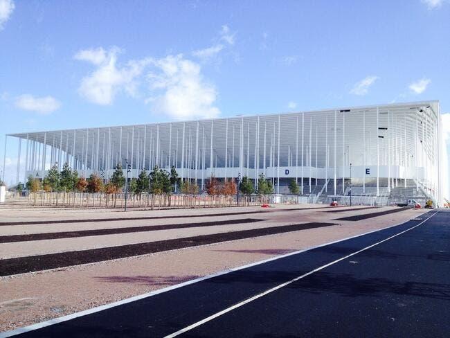 Bordeaux aura un beau stade, mais sans sponsor