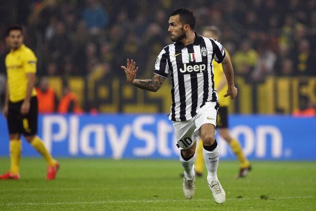 Dortmund - Juventus : 0-3