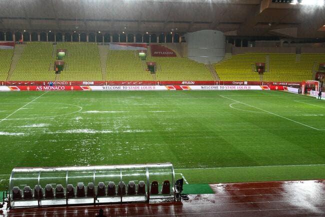 Monaco demande le report de son match...reporté