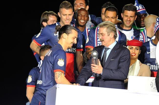Thiriez s'invite dans le dossier Zlatan Ibrahimovic