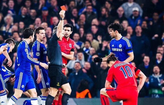UEFA : Un match de suspension pour Ibrahimovic