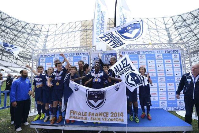 La 16e Danone Cup débute avec Matuidi comme parain