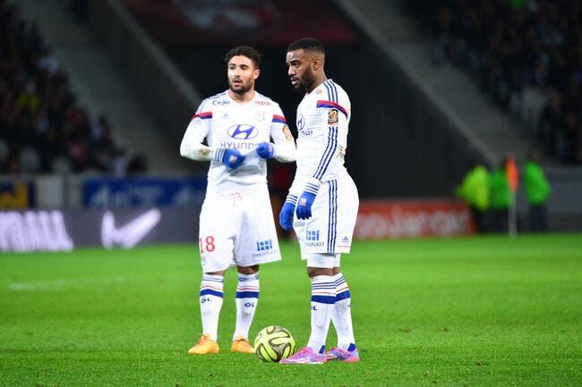 La France à la sauce OL avec Fékir