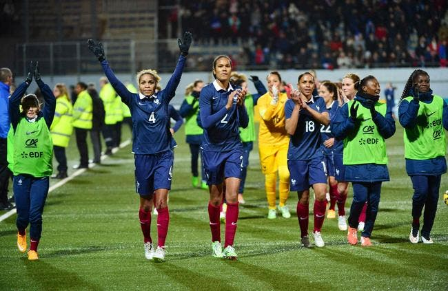 La France accueillera le Mondial féminin 2019