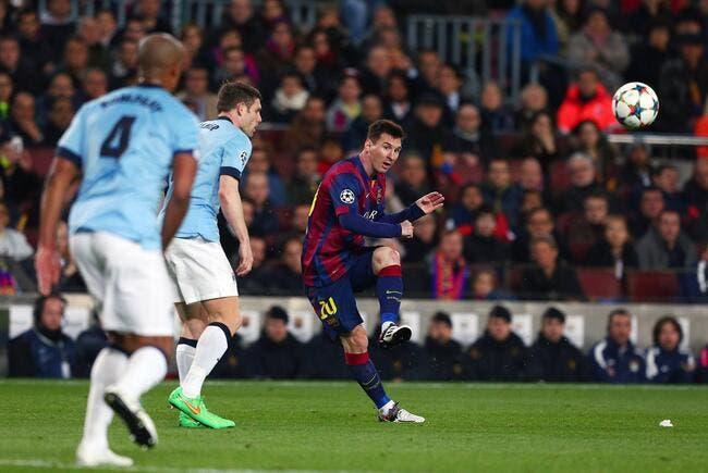 Messi, nommé plus grand joueur de l'histoire par Luis Enrique