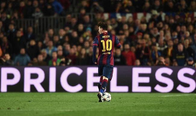 Photo : Messi ne peut pas être acheté, la preuve