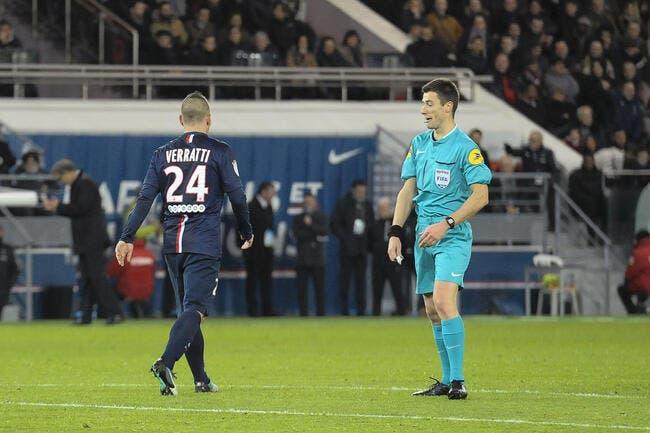 L'arbitre de la finale Bastia-PSG est connu